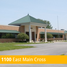 1100 East Main Cross