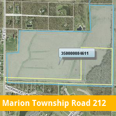 Marion Township Road 212